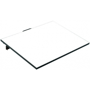 """Alvin® AX Series Drawing Board 18"""" x 24""""; Color: White/Ivory; Size: 18"""" x 24""""; Top Material: Melamine; Type: Drawing Board; (model AX617/2), price per each"""