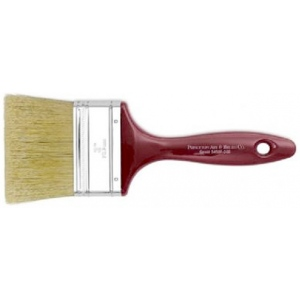 "Princeton™ Best Gesso Brush 3""; Grade: Best; Length: Long Handle; Material: Bristle, Natural; Type: Gesso; (model 5450F-300), price per each"