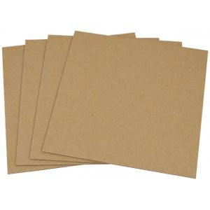 "Alvin® Backing Mount Chipboard .040"": Brown, Sheet, 40 Sheets, 32"" x 40"", Smooth, Backing Mount Chipboard, (model BM3240-4), price per 40 Sheets box"