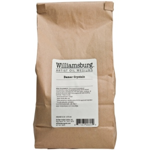 Williamsburg® Damar Crystals: 16 oz, Damar, (model 6009012-6), price per each