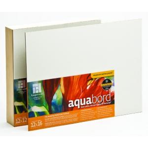 "Ampersand 2"" Deep Cradle Aquabord: 8"" x 8"", Case of 6"