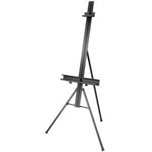Heritage Arts™ Cabot Aluminum Artist Easel; Material: Aluminum; Type: Artist; (model HAE590), price per each