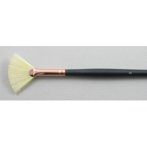 Chungking Hog Bristle 1300: Fan Size 8 Brush