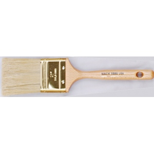 "Mack White Bristle Double Cutter Series 5880: #2, 2-5/8"" Trim Length, 9/16"" Thickness"