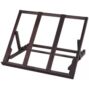 Alvin® Easel and Board Stand; Color: Brown; Material: Wood; Type: Drawing Board; (model DS722), price per each