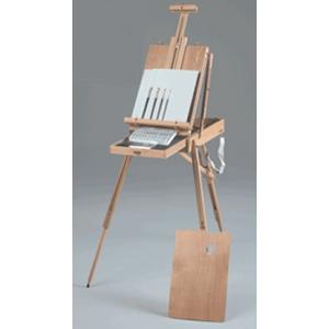 Rivera Sketch Box Easel Oil Painting Kit: Model # 63-AB30332