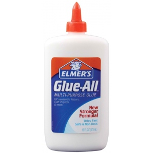 Elmer's Glue-All Multi-Purpose Liquid Glue: 16 oz.