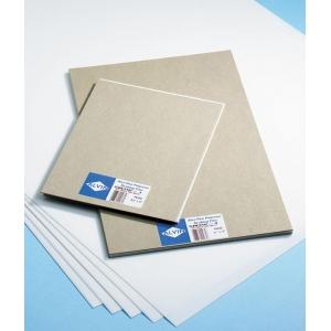 "Alvin® Alva-Flex Anti-Static Polyester Double Matte Finish Drafting Film 24"" x 36""; Finish: Double Matte; Format: Sheet; Quantity: 50 Sheets; Size: 24"" x 36""; Thickness: .003""; Type: Film; (model DM3W-9), price per 50 Sheets"