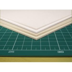 "Taskboard® White Taskboard sheets 1/8"" thick 20"" x 30"" - 25/Bx: White/Ivory, Sheet, 25 Sheets, 20"" x 30"", 1/8"", (model TB3225-W), price per 25 Sheets box"
