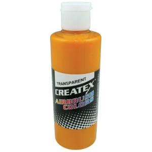Createx™ Airbrush Paint 4oz Sunrise Yellow: Yellow, Bottle, 4 oz, Airbrush, (model 5113-04), price per each
