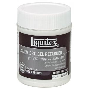 Liquitex® Slow-Dri® Gel Retarder 8oz; Size: 8 oz; Type: Acrylic Retarder, Gel; (model 125408), price per each