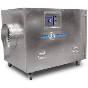 air scrubber vs negative air machine