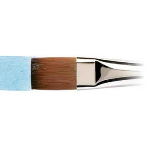 "Winsor & Newton™ Cotman™ Series 666 One Stroke Short Handle Brush 1/4"": Short Handle, Synthetic, One Stroke, Watercolor, (model WN5306106), price per each"