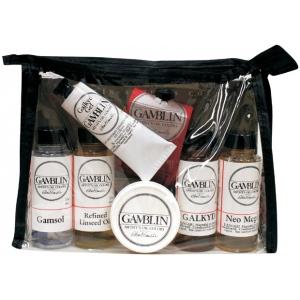Gamblin Mediums Set: Multi, Multi, Multi, (model G101005), price per each