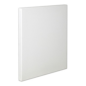 "Fredrix® Artist Series Blue Label 11"" x 14"" Blue Label Ultra Smooth Stretched Canvas: White/Ivory, Sheet, 11"" x 14"", 11/16"" x 1 9/16"", Stretched, (model T5604), price per each"