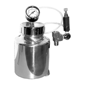 Paasche Quart Gravity Pressure Feed Container For Model AU, AUT, 200A, A-AU or A-JU