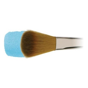 "Winsor & Newton™ Cotman™ Series 999 Mop Short Handle Brush 5/8"": Short Handle, Synthetic, Mop, Watercolor, (model WN5389116), price per each"