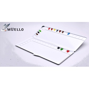 Mijello Nano Watercolor Palette: Model # 92-WP3040