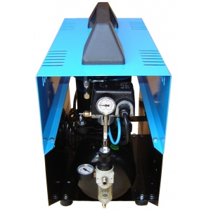 Silentaire Super Silent DR-500 Silent Running Airbrush Compressor