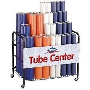 Alvin® Paper Mailing Tube Center: Fiberboard, (model PMT100D), price per each