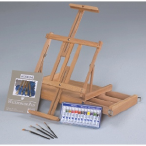 VanDyck Studio Acrylic Painting Kit: Model # 63-AB40011