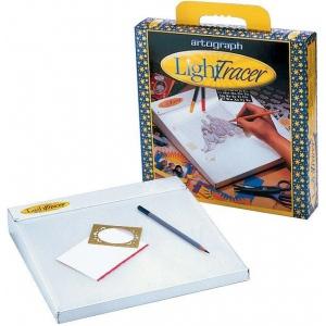 "Artograph® Lightracer™ 10"" x 12"" Light Box; Material: Acrylic; Size: 10"" x 12""; Wattage: 8-25w; (model 225-365), price per each"