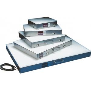 "Porta-Trace  Light Box: Color Corrected (5000K), 10"" x 12"", (2)8w Lamps"