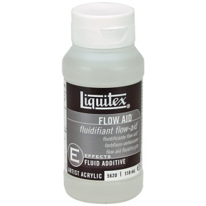 Liquitex® Flow Aid; Size: 4 oz; Type: Acrylic Painting; (model 5620), price per each