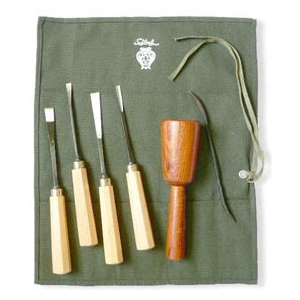 Sculpture House Springdale Detailing Wood Carving Set
