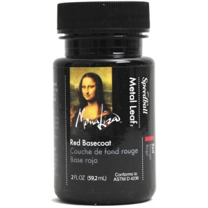 Mona Lisa™ Red Basecoast ; Color: Red/Pink; Format: Bottle; Size: 2 oz; (model ML10216), price per each