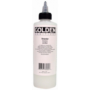Golden® Retarder 8 oz.; Size: 236 ml, 8 oz; Type: Acrylic Retarder; (model 0003580-5), price per each