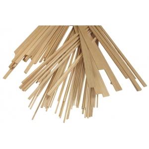 """Alvin® Balsa Wood Strips 1/8 x 3/16: Strip, 40 Strips, 1/8"""" x 36"""", 3/16"""", (model BS1044), price per 40 Strips"""