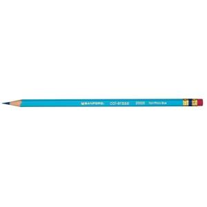 Col-Erase® Erasable Color Pencil Non-Photo Blue: Blue, (model SN20028), price per dozen (12-pack)