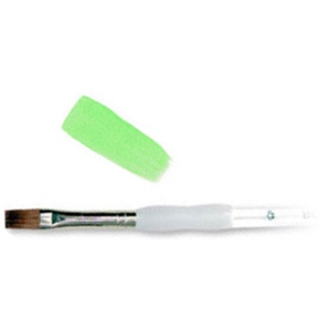 Royal & Langnickel® Soft Grip™ Sable Bright Brush 10; Material: Sable; Shape: Bright; Size: 10; Type: Acrylic, Oil, Watercolor; (model RSG1150-10), price per each