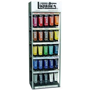 Liquitex® Basics Acrylic Color Assortment: Multi, Tube, 8.5 oz, Acrylic, (model 1043851), price per each