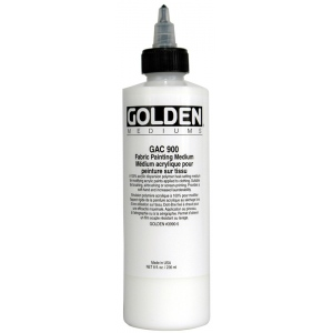 Golden GAC 900 Acrylic Series Medium: 16 oz. (473ml)