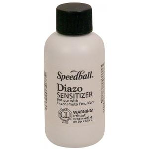 Speedball® Diazo Photo Sensitizer; Size: 2 oz; Type: Emulsion; (model 4578), price per each
