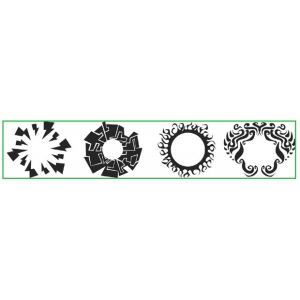 Related Pictures tattoo arm band star royalty free stock vector art ...