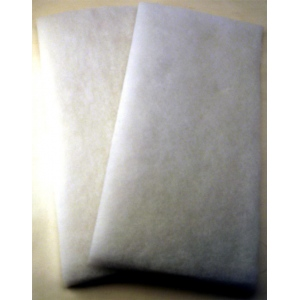 Paasche Paint Filters for HSSB Booth: Pack of 2