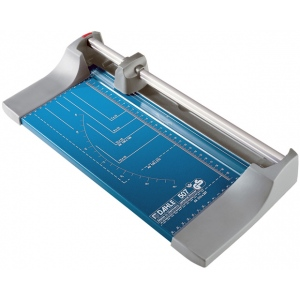 "Dahle Personal Rolling Trimmer: 12 1/2"" Cut Length"