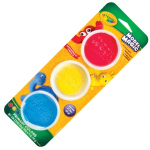 Crayola® Model Magic® Single Pack 2.25oz Primary; Color: Multi; Type: Craft; (model 23-6018), price per pack