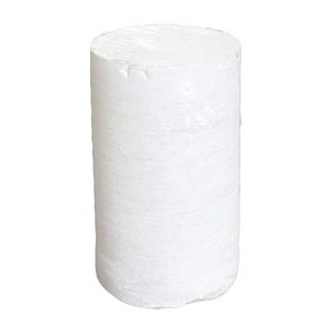 Sculpture House White Alabaster Cylinder: Medium