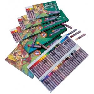 Cray-Pas® Expressionist® Oil Pastel 25-Color Set: Multi, Stick, Oil, (model XLP25), price per pack