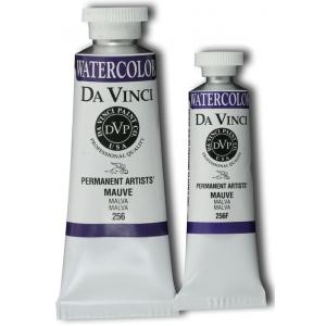 Da Vinci Artists' Watercolor Paint 15ml Mauve: Purple, Tube, 15 ml, Watercolor, (model DAV256F), price per tube