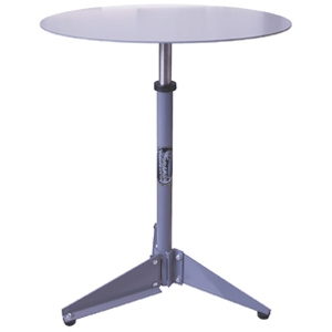 """Paasche Model TH Manual Pedestal Turntable: 18"""""""