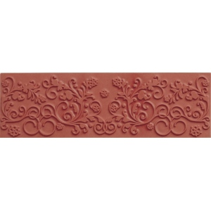 ColorBox® Molding Mat Floral Flourish: Rubber, Molding Mat, (model CS69406), price per each