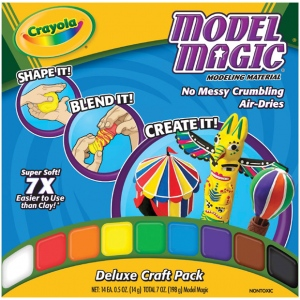 Crayola® Model Magic® Deluxe Craft Pack: Multi, Craft, (model 23-2403), price per pack