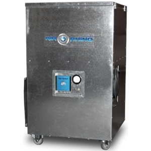 ElectroCorp AirRhino 2000: UPRIGHT 18X24 CARBON, Vertical