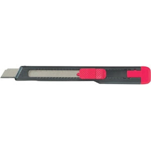 Alvin® Plastic Cutter; Style: Snap Blade; Type: Knife; (model SN100), price per each