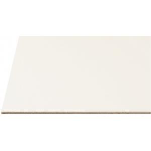 "Alvin® Draft-Art Cold Press Illustration Board 20 x 30; Color: White/Ivory; Format: Sheet; Quantity: 25 Sheets; Size: 20"" x 30""; Texture: Cold Press; Type: Illustration Board; (model 2500-25), price per 25 Sheets box"